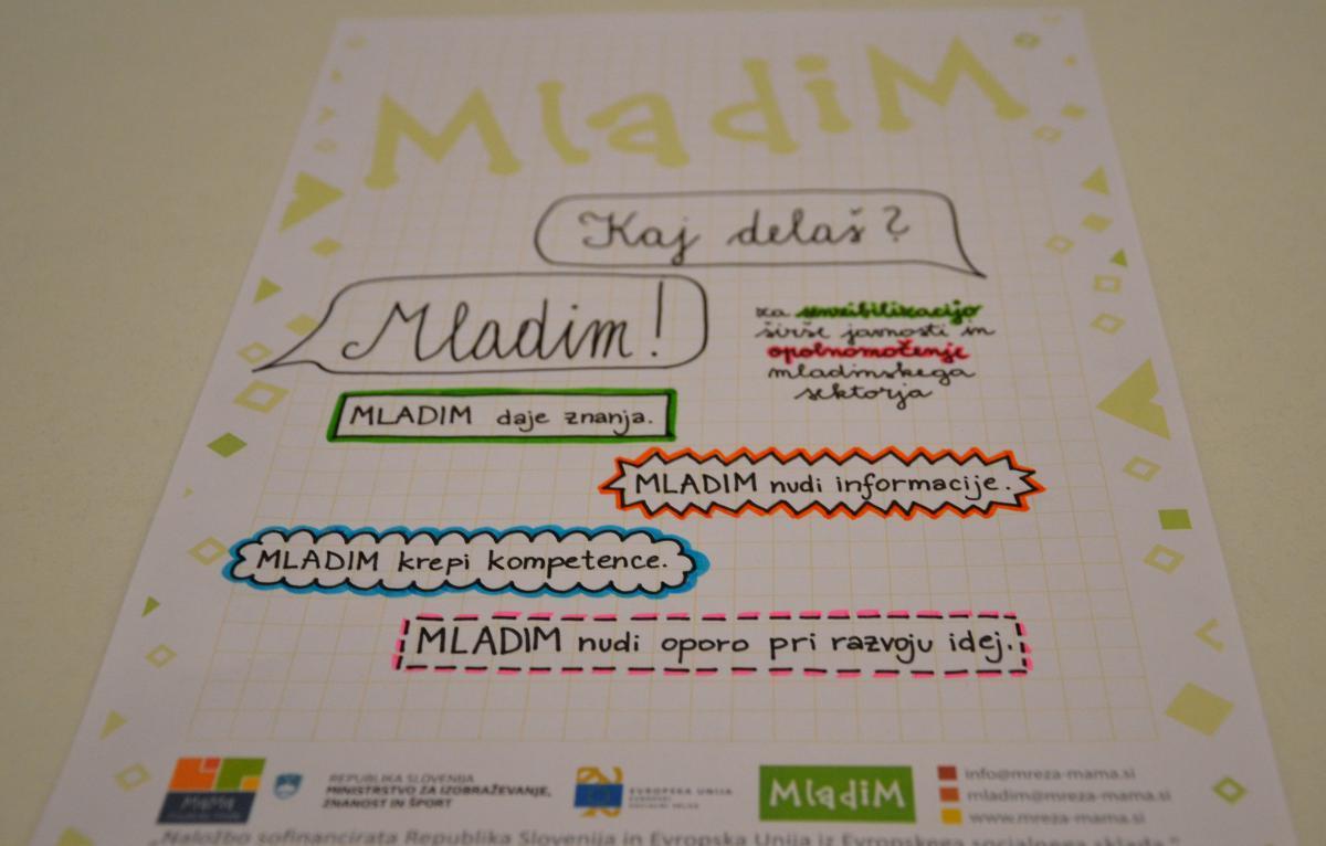 Usposabljanja Vrednotenje Mladinskega dela