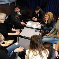 Poziv za udeležence: Mreža mladinskih delavcev – usposabljanje