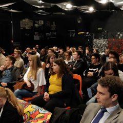 Mladi v Celju spoznali kandidate za evropske volitve
