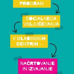 Program socialnega vključevanja v mladinskih centrih – načrtovanje in izvajanje