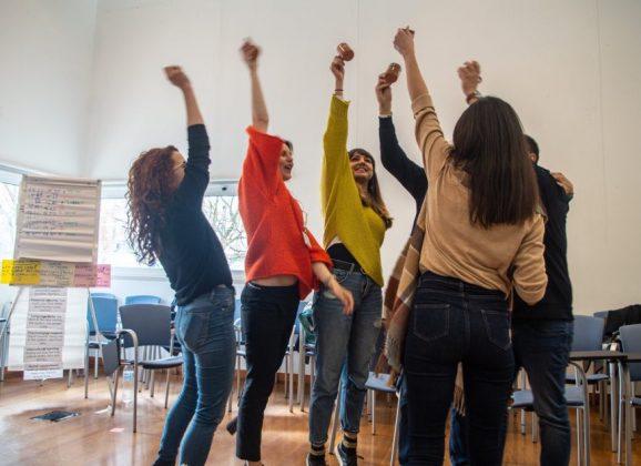 Seja delovne skupine za spremljanje izvajanja Jamstva za mlade