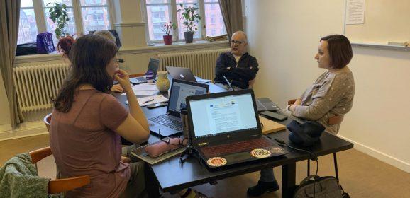 Partnerski sestanek Mreže mladinskih delavcev na Švedskem
