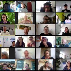 Drugo digitalno srečanje mladinskega sektorja