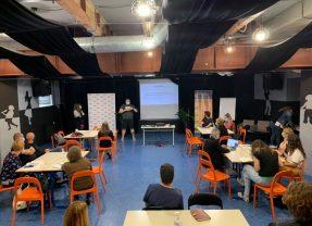 Zaključek usposabljanja za mladinske delavce projekta EUYOU