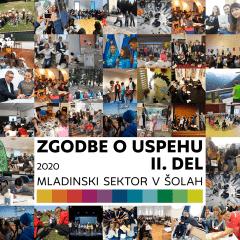 e-zbornik Zgodbe o uspehu II. del – mladinski sektor v šolah