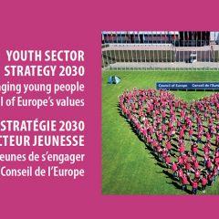 Brošura: Strategija mladinskega sektorja 2030