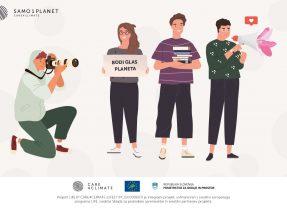 """Kreativni izziv: """"Planet varujem, ko z energijo varčujem"""""""