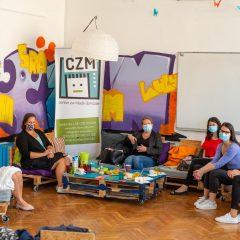 Predstavitev dobrih praks tokrat v Centru za mlade Domžale
