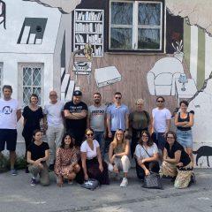 Prvo mednarodno usposabljanje v okviru projekta Mreža mladinskih delavcev