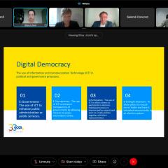Konferenca: Prihodnost digitalne transformacije v Evropi